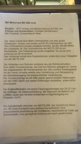 Connaissez vous la BK 500? Berlin22