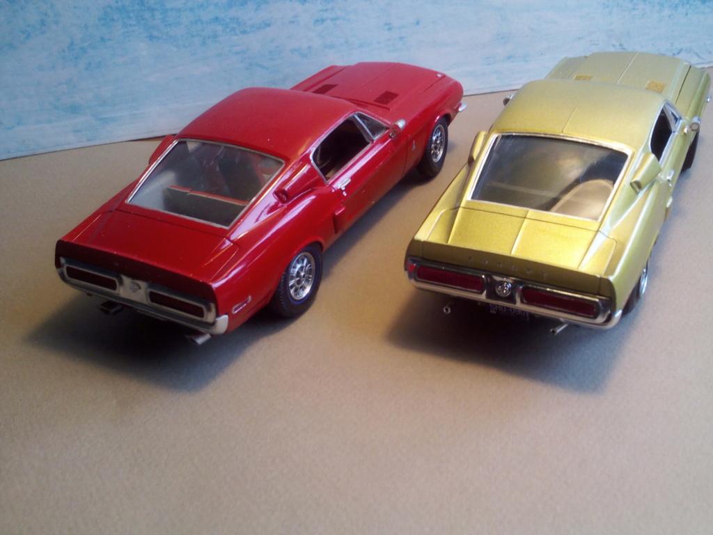 Mustang Shelby  Heller Mustan14