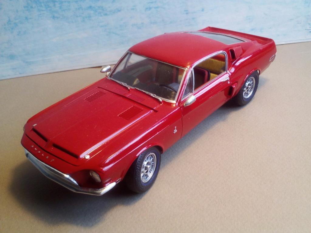 Mustang Shelby  Heller Mustan15