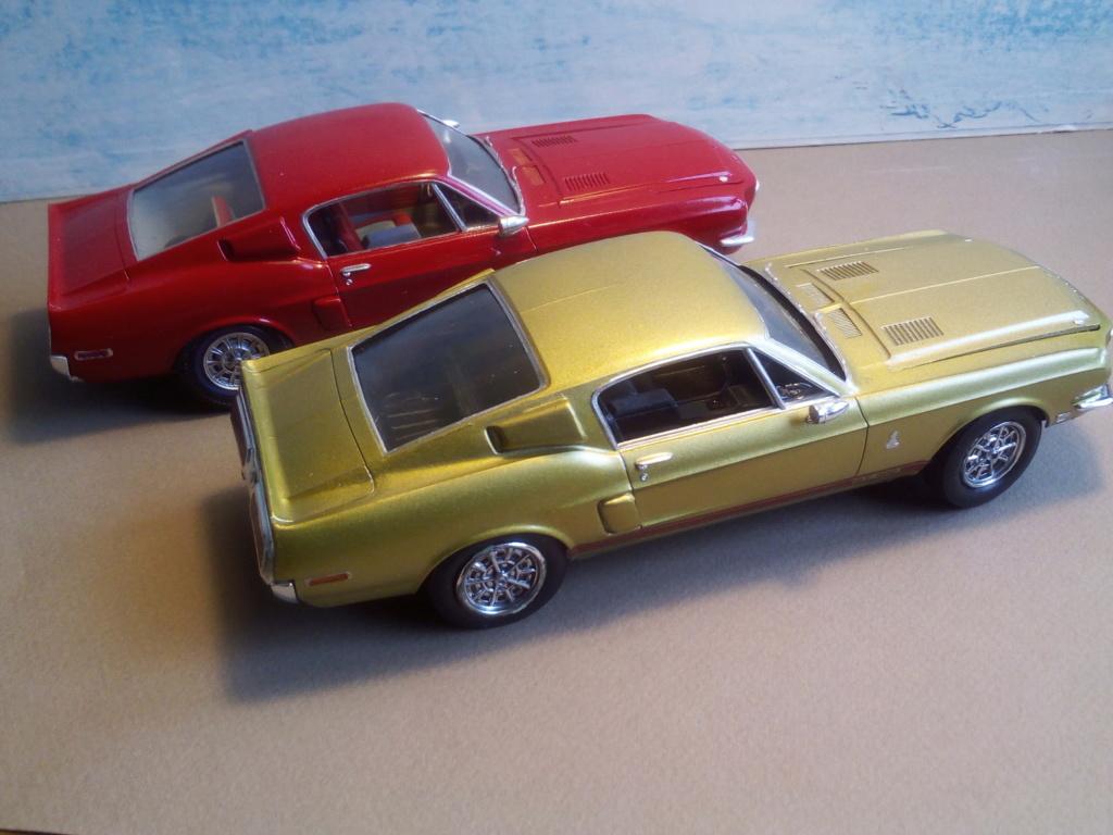 Mustang Shelby  Heller Mustan16