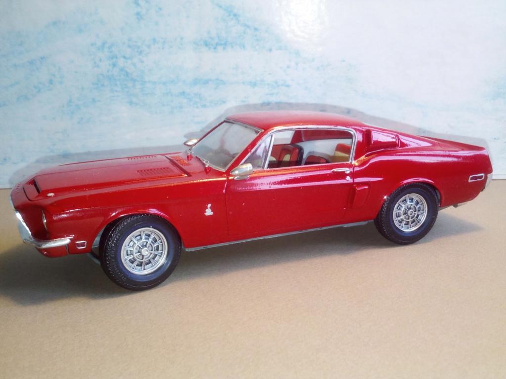 Mustang Shelby  Heller Mustan17