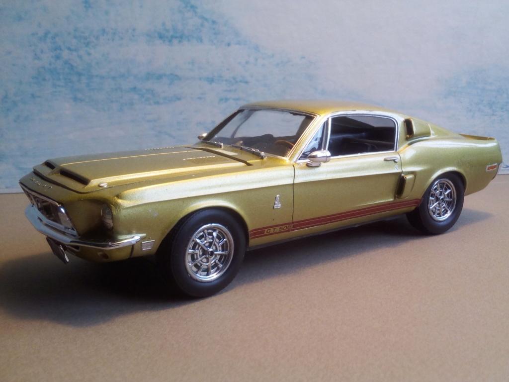 Mustang Shelby  Heller Mustan18
