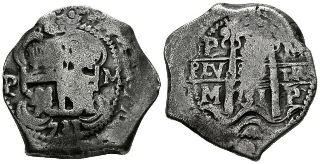8 Reales 1731 Potosí M 1731-a10