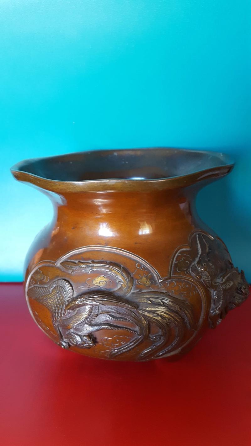 vase d'autel aux animaux mythiques 20190911