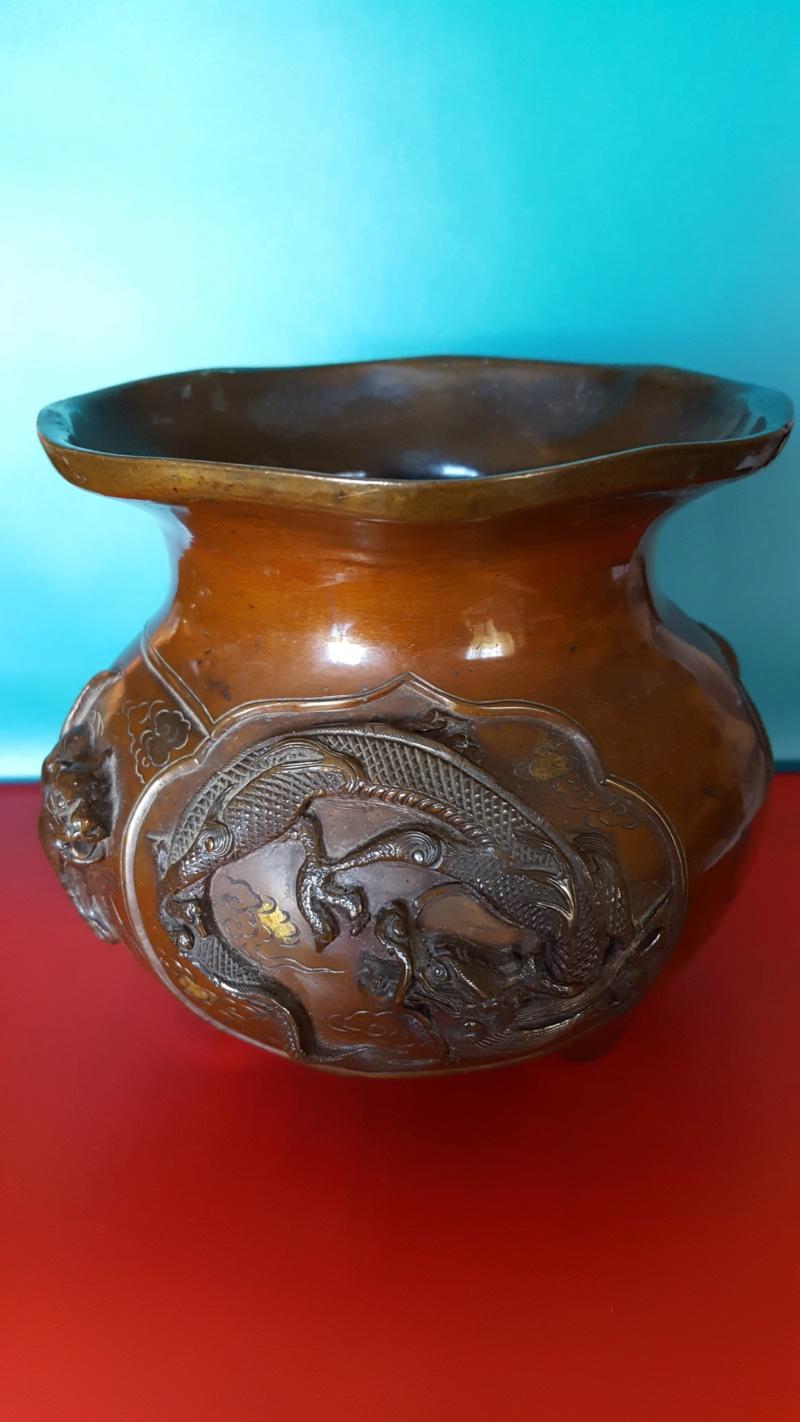 vase d'autel aux animaux mythiques 20190912