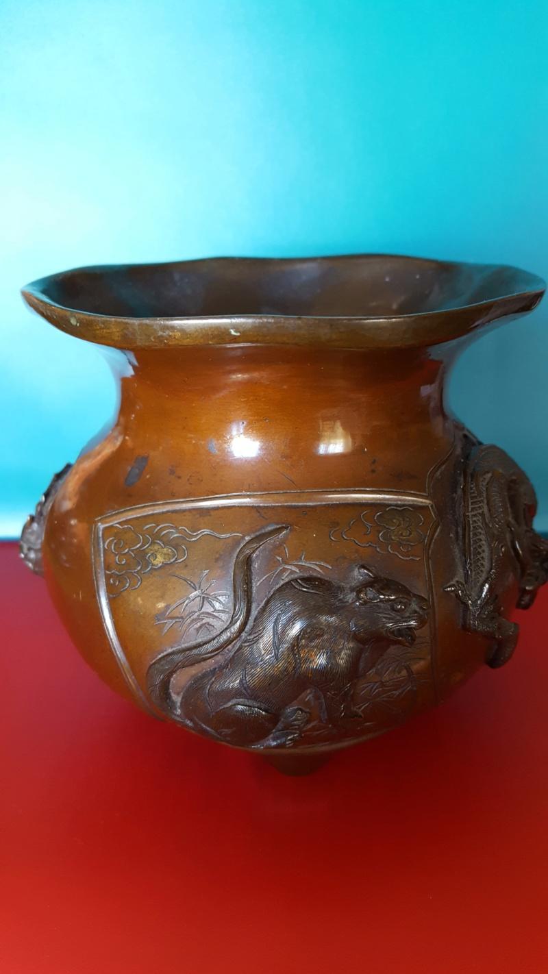 vase d'autel aux animaux mythiques 20190913