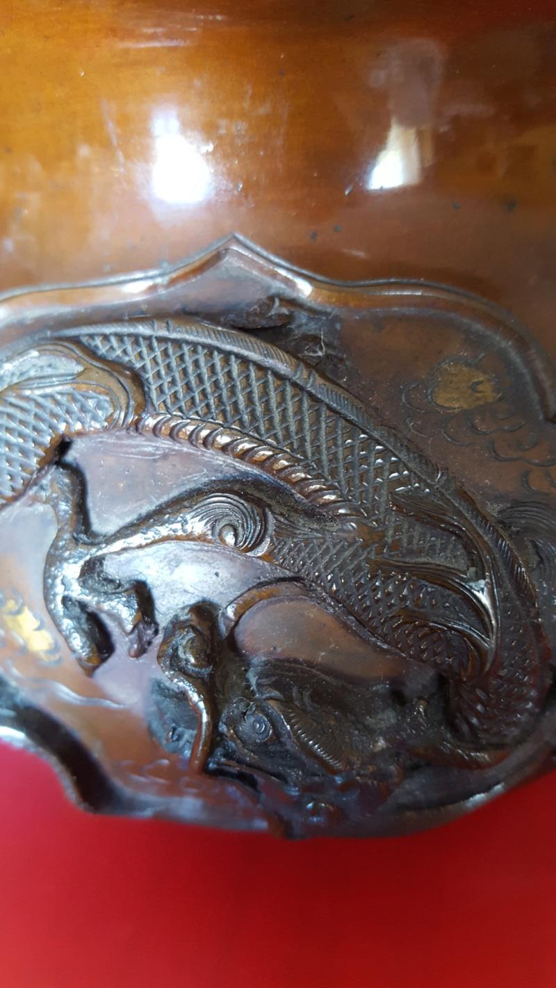 vase d'autel aux animaux mythiques 20190918