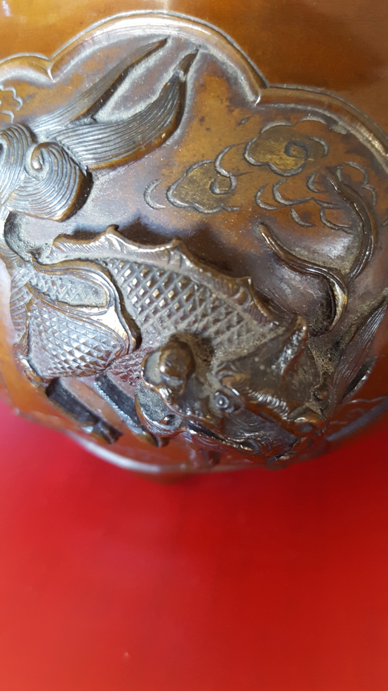 vase d'autel aux animaux mythiques 20190920