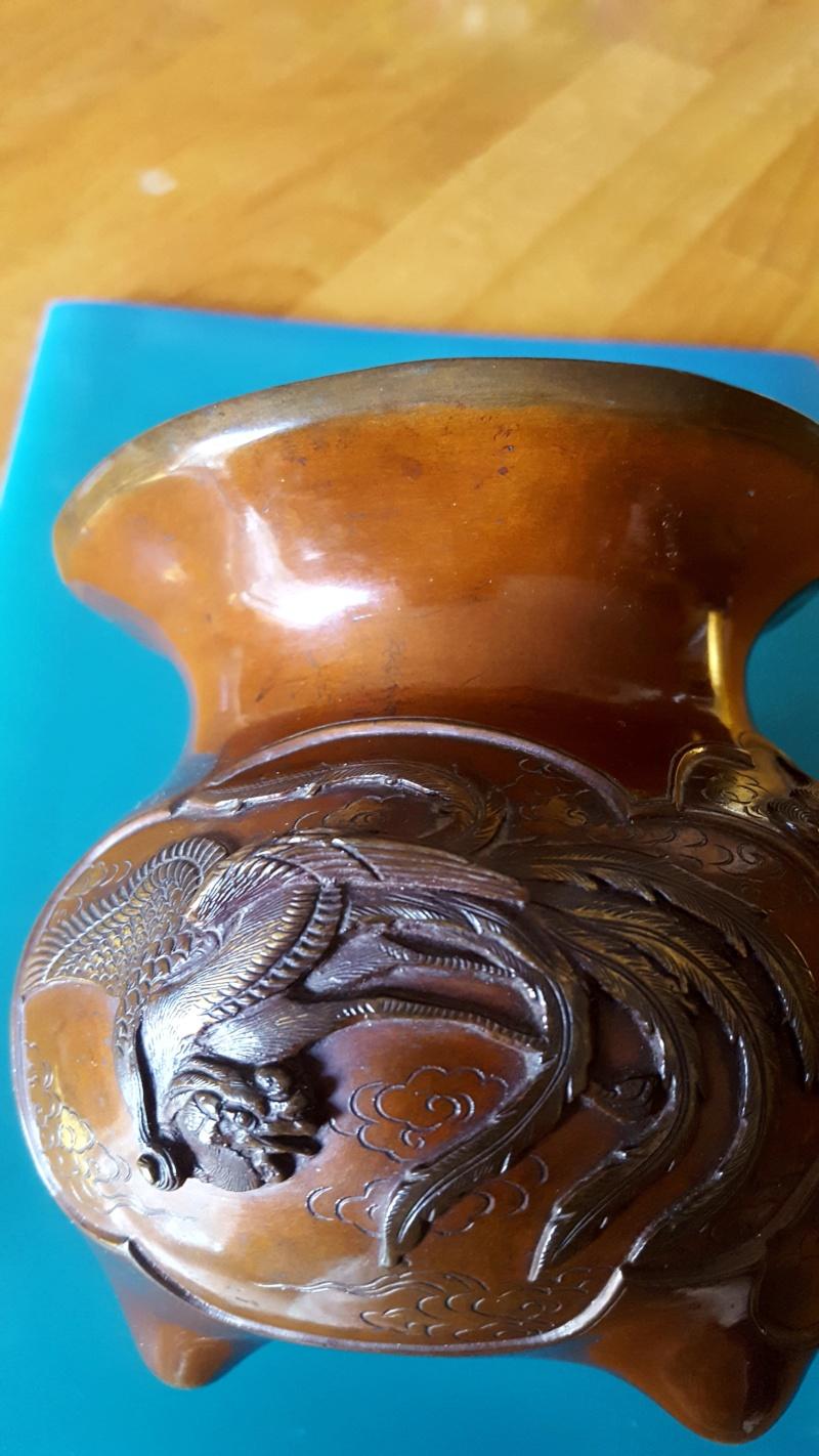 vase d'autel aux animaux mythiques 20190922