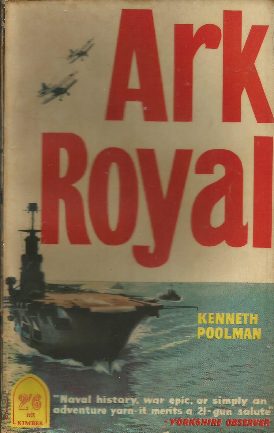 Grande histoire des porte-avions de combat - Page 3 Ark_ro13