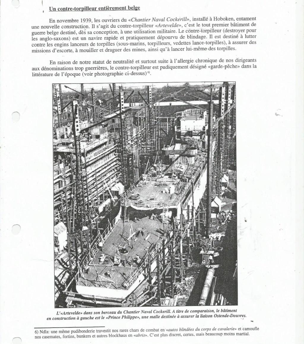 ARTEVELDE journal de bord comme K 4 Arteve16