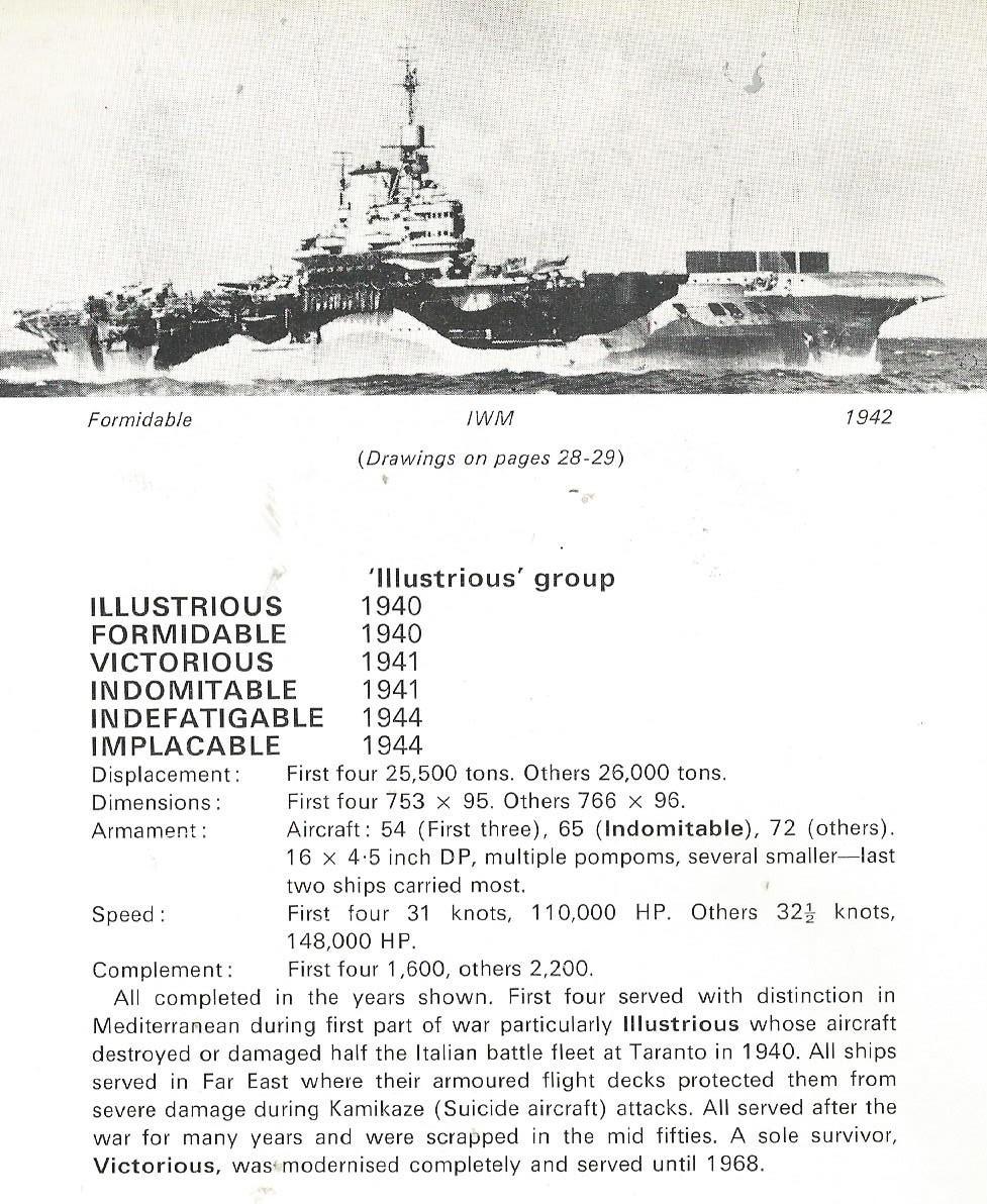 Grande histoire des porte-avions de combat - Page 2 Classe10