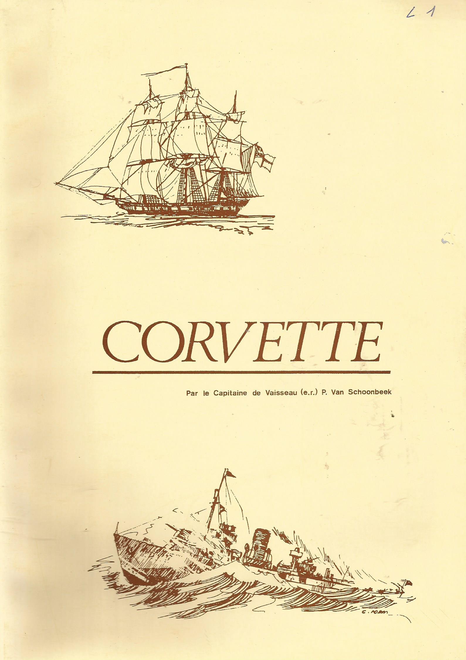 HS navire et histoire sur les corvettes classe Flower - Page 2 Corvet10