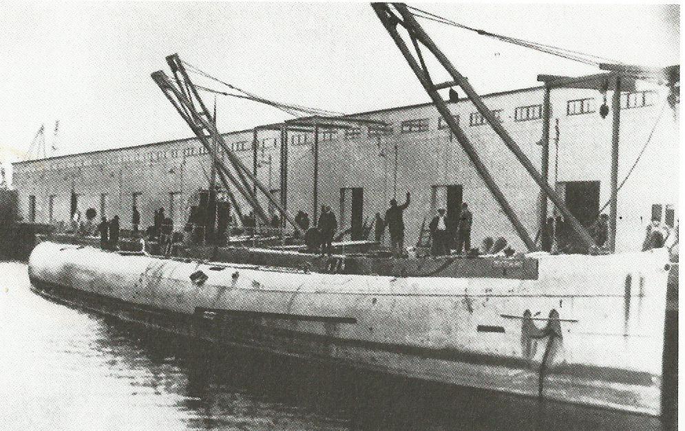 U Boote de 14-18 - Page 3 Deutsc15