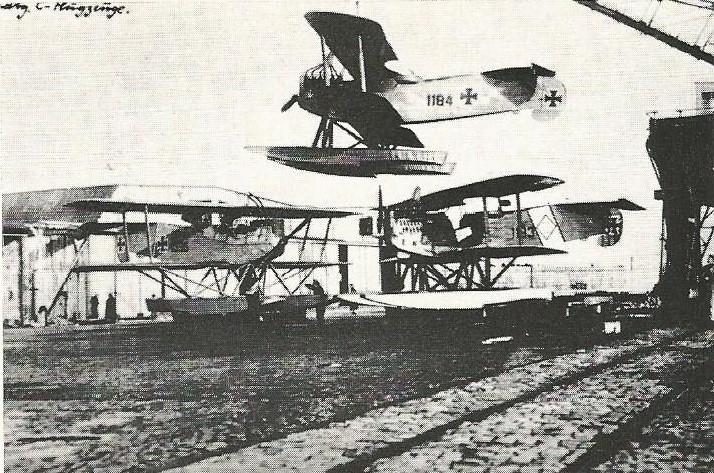 aeronaval en 1914+18 Dravio10