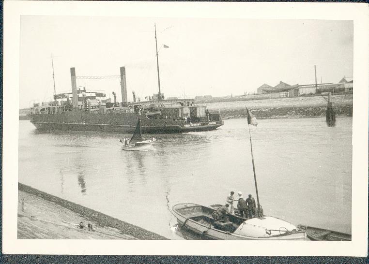 Zeebrugge : les ferry boats Ferry_10
