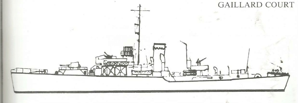 "Corvette ""flower class"" WW2 - Page 2 Flower11"