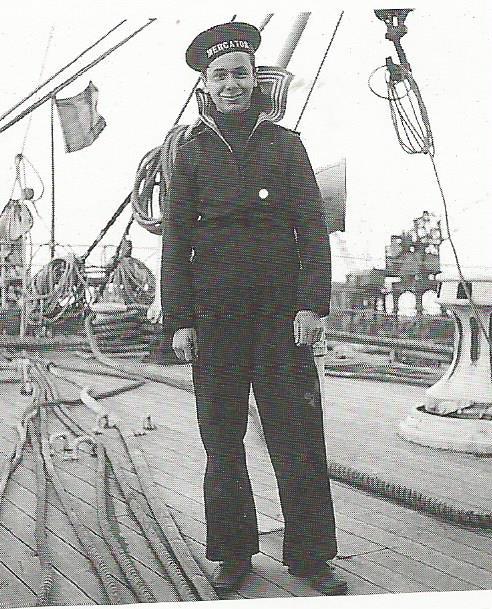 Deux grands anciens de la Royal Navy Section Belge - Page 3 Geluyk10
