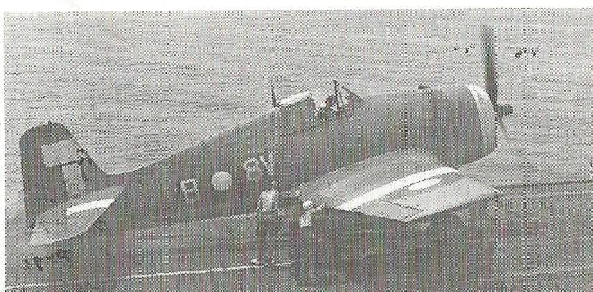 Petite histroire des porte-avions d'escorte - 1915-1945 - Page 5 Helcat11
