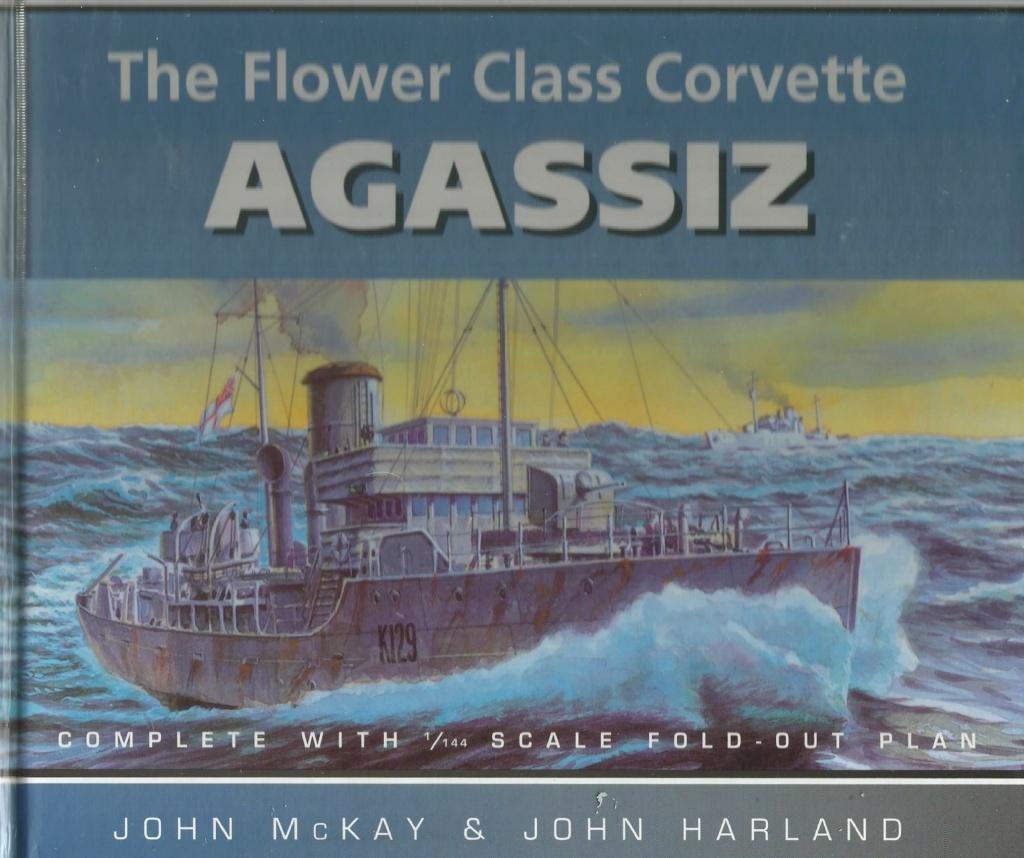 """Corvette """"flower class"""" WW2 - Page 2 Hms_ag10"""