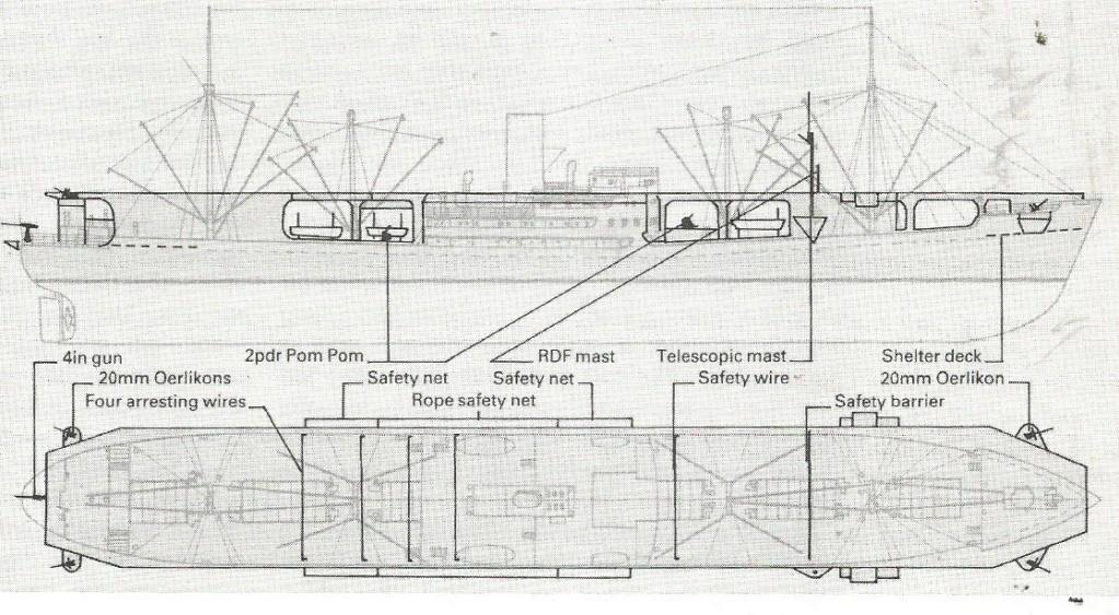 Petite histroire des porte-avions d'escorte - 1915-1945 - Page 4 Hms_au10