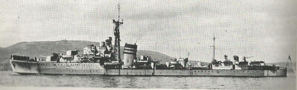 Deux grands anciens de la Royal Navy Section Belge - Page 2 Jervis10