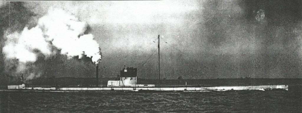 U Boote de 14-18 Kortig11