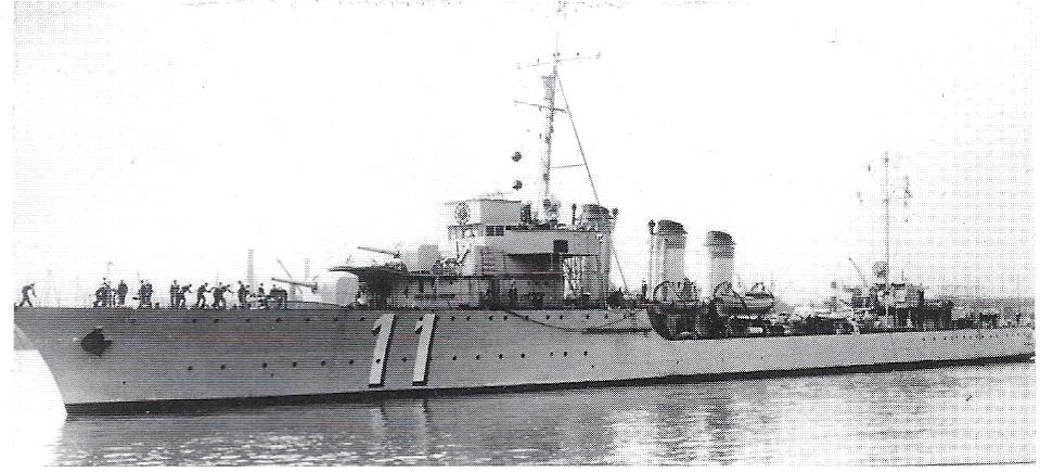 HS navire et histoire sur les corvettes classe Flower - Page 3 L_adro14