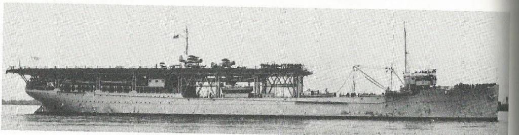 Grande histoire des porte-avions de combat Langle10