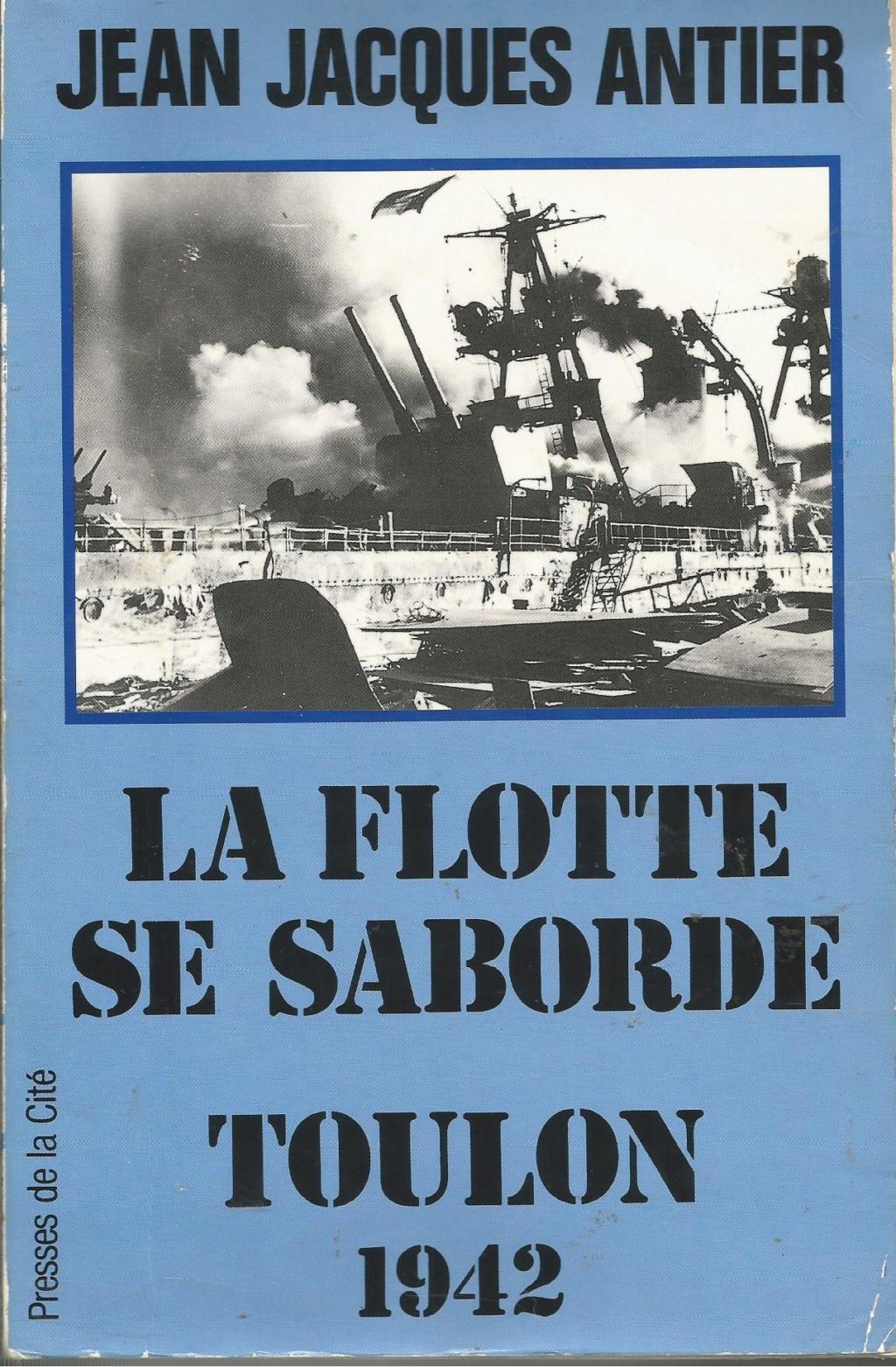 TOULON sabordage de la flotte française le 27.11.1942 Livre_12