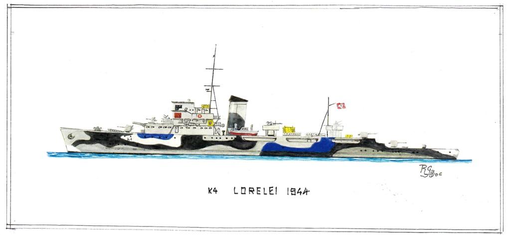 ARTEVELDE journal de bord comme K 4 - Page 2 Lorele10
