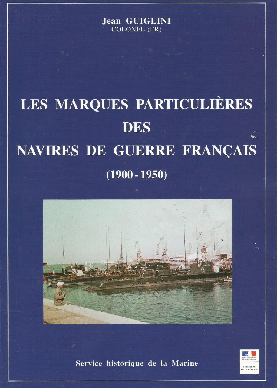 Les marques particulières des navires de guerre français Marque10