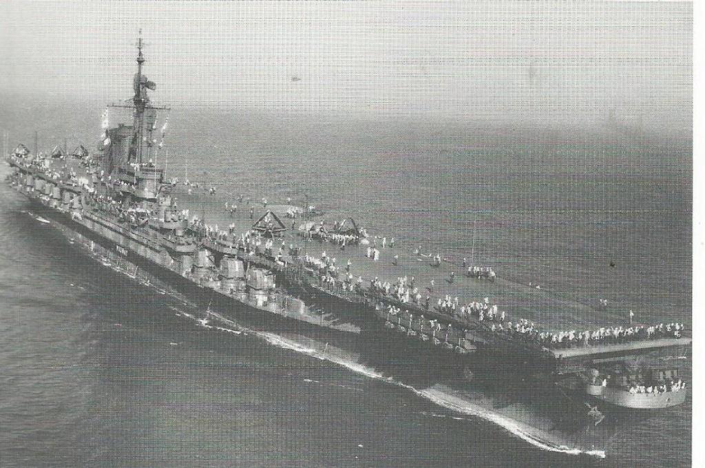 Grande histoire des porte-avions de combat - Page 5 Midway10