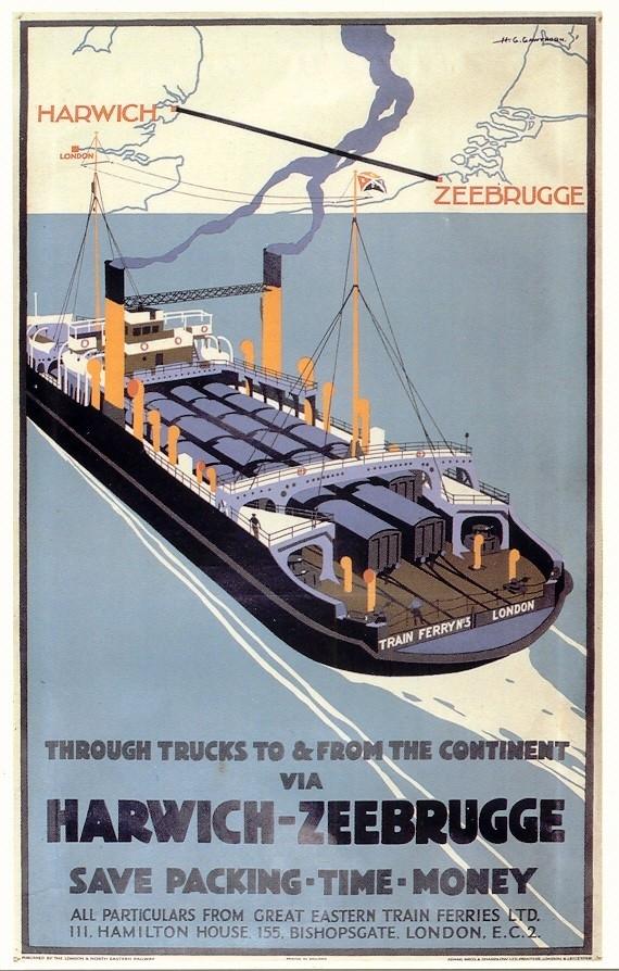Les affiches publicitaires du début du 20ème siècle.... Reclam10