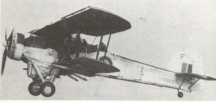 Petite histroire des porte-avions d'escorte - 1915-1945 - Page 5 Swordf11