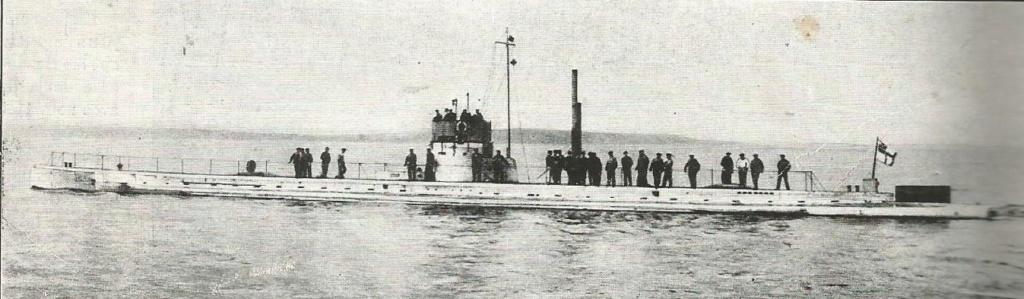 U Boote de 14-18 U_28_k10