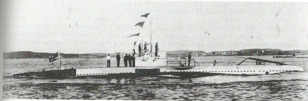 sous-marin UB 29 épave identifiée - Page 2 U_2910