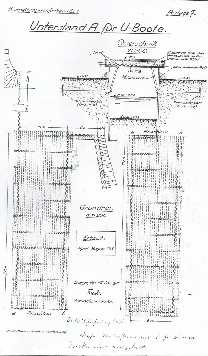 U Boote Bunker = 14/18 = Zeebrugge Unders11