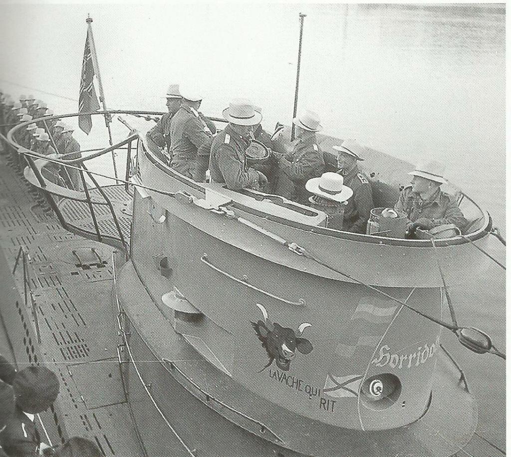 Les U-Boote, sous-marins de la Kriegsmarine - Page 5 Vchkit10