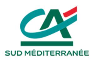 Crédit Agricole sud-med
