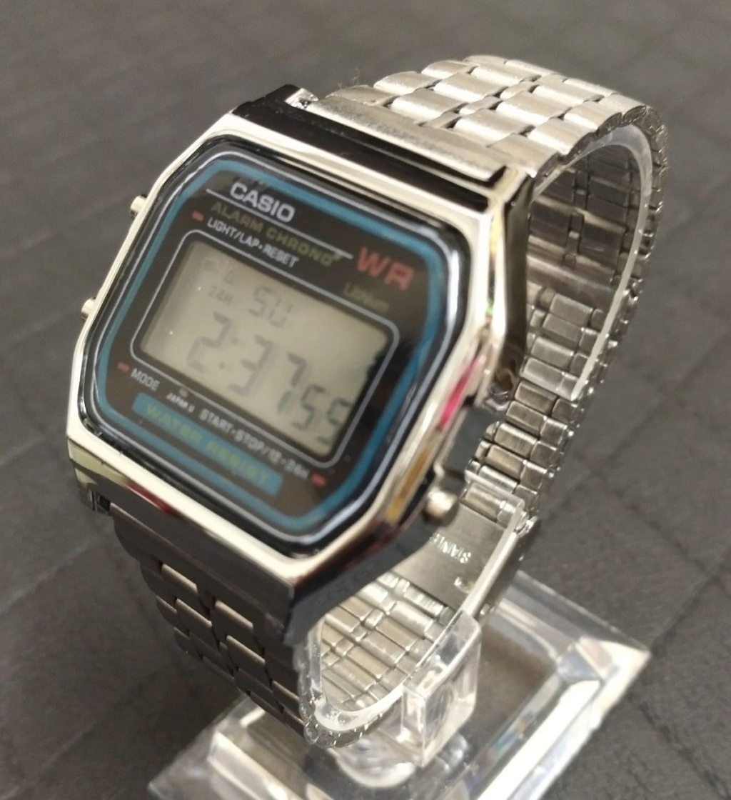 casio A159W made in japan Vintag10