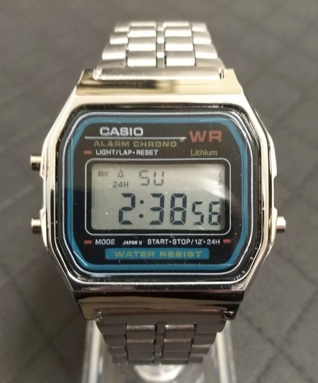 casio A159W made in japan Vintag11