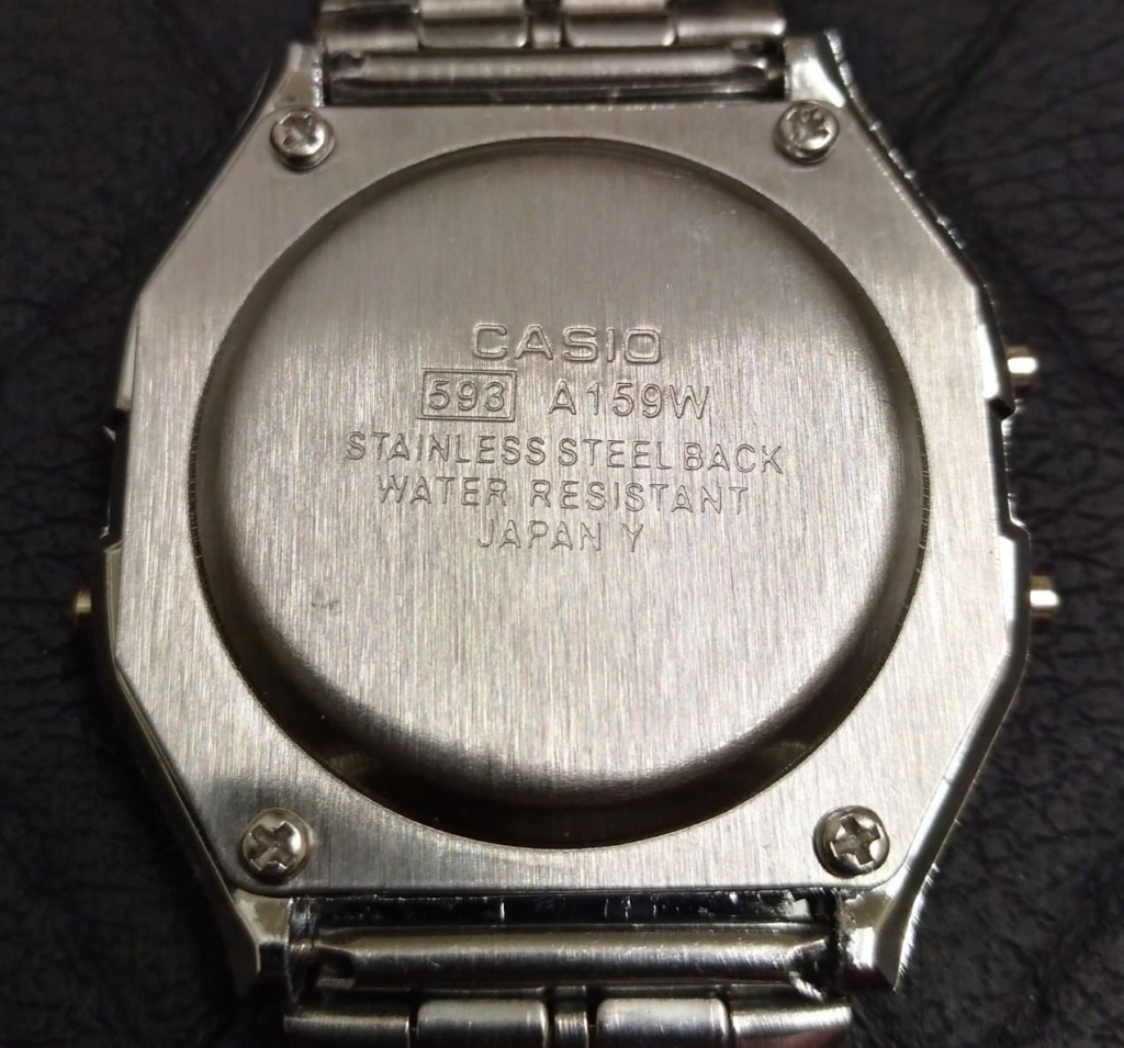 casio A159W made in japan Vintag13