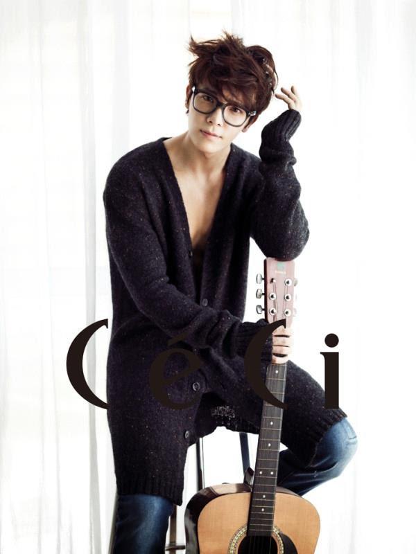1209 [CECI Magazine] Donghae ▶️  Korea CECI Magazine Official Pictures  6045ca10
