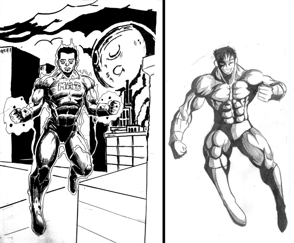 Anatomía Del Superheroe  0000010