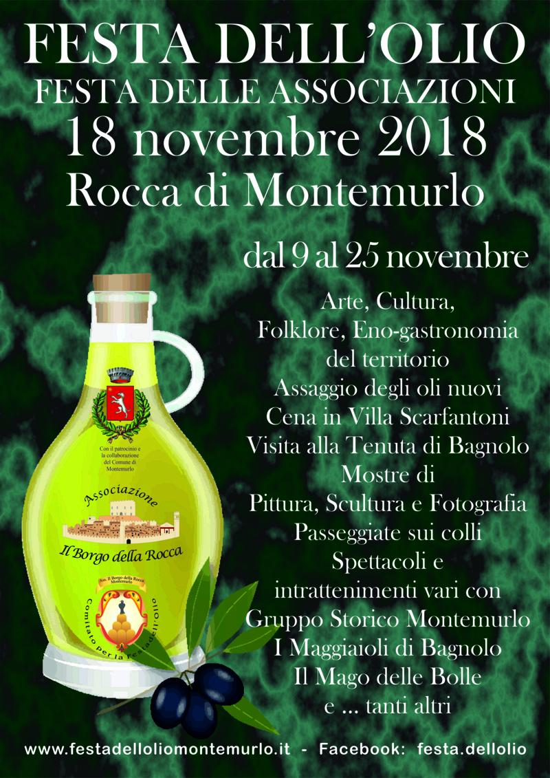 FESTA DELL'OLIO MONTEMURLO Manife10