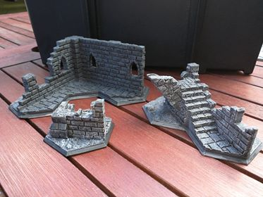 Impressions 3D à vendre Dzocor10