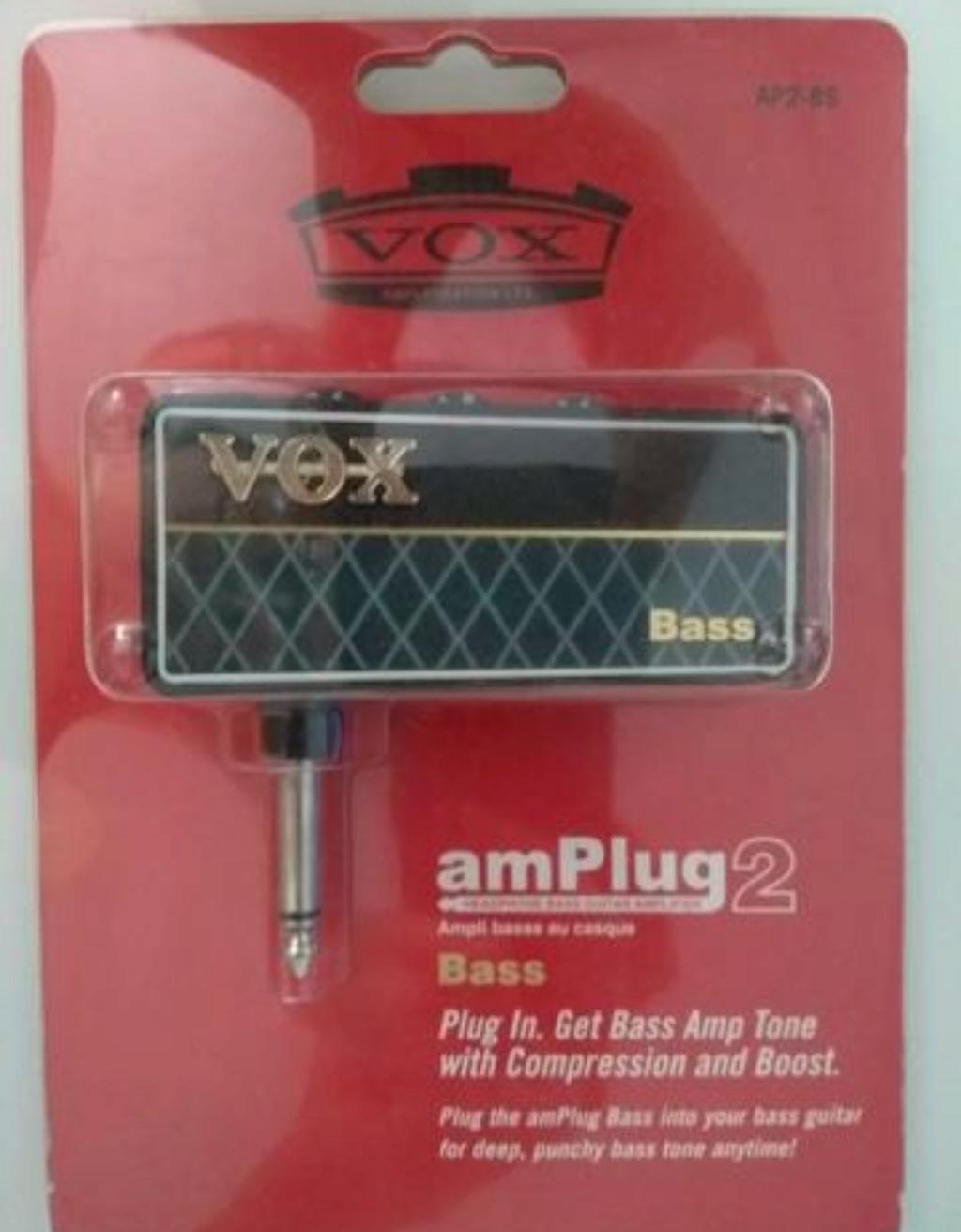 Amplug 2 Bass Screen10