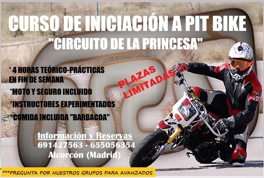 Cursos PIT-Motard en Madrid A0708110