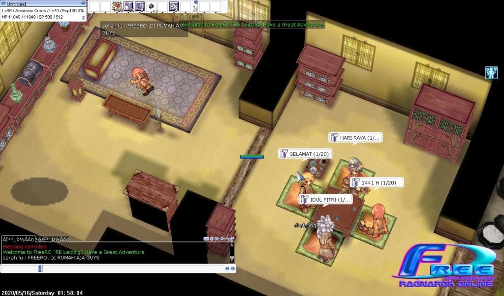 Event Screenshot Idul Fitri 2020 Screen18